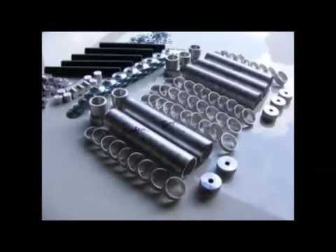 Washer Spacer Suppressors - YouTube