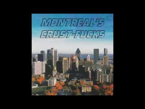 Various - Montreal's Crust-Fucks - Compilation CD - (Full Album)