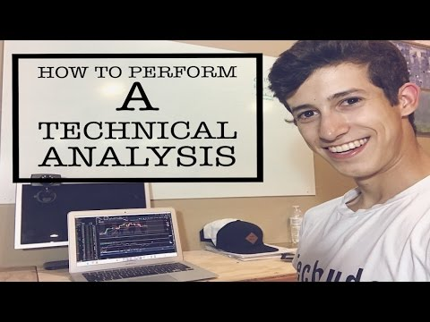 How To Do Technical Analysis On Stocks To Find Potential | Live Day Trader