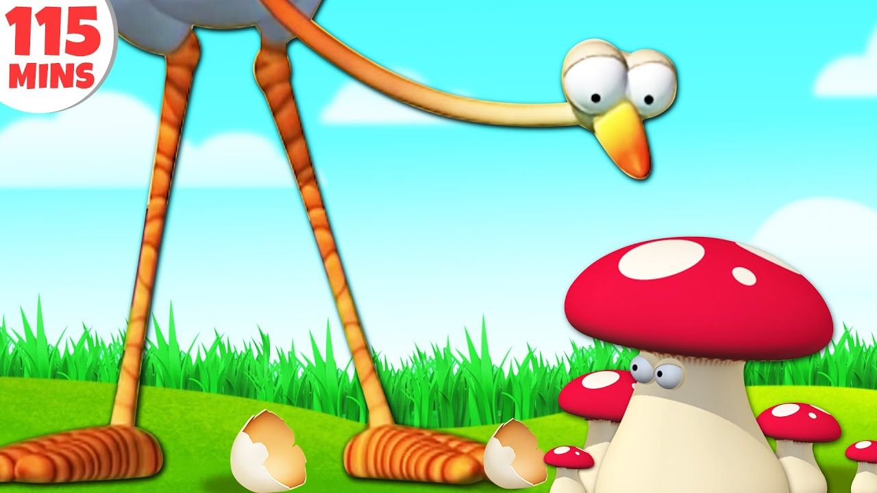 Download Best of Gazoon: S2 Ep 24 | The Hallucinating Ostrich | Funny Animals Cartoons | HooplaKidz TV