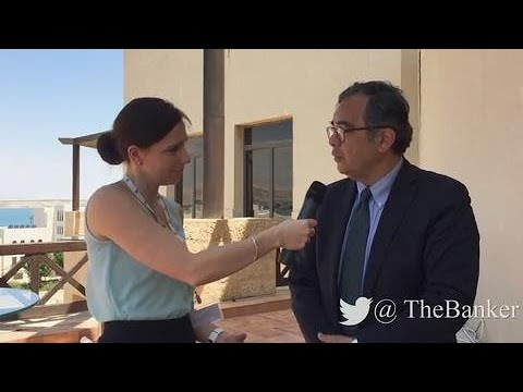 Josoe Tanaka, MD, energy efficiency and climate change, EBRD - View from EBRD 2018