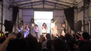 2013.7.7 アイドル横丁夏まつり!!~2013~テントステージより 妄想キャ...