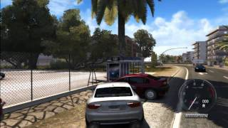 """Test Drive Unlimited 2 - """"Drive and crash"""""""