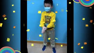 Publication Date: 2020-04-09 | Video Title: 聖公會基榮小學_基榮同❤抗疫自創運動