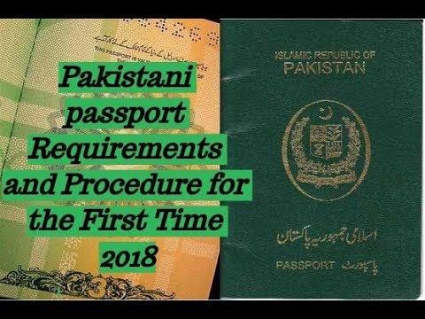 HOW TO MAKE PAKISTANI PASSPORT FOR THE FIRST TIME PROCEDURE 2018 | HINDI URDU | DUBAI DREAMS