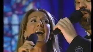 Celine Dion & Andrea Bocelli   41st Grammy's   The Prayer