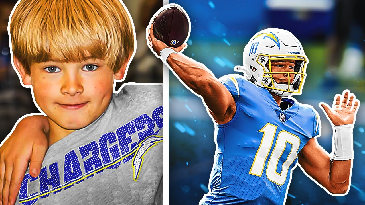 10 Things You Didn't Know About Justin Herbert