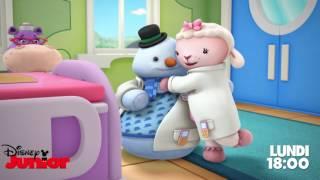 Docteur la Peluche : l'hôpital des jouets - Lundi 22 mai à 18h sur Disney Junior !
