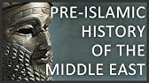 Pre-Islamic history of the Middle East