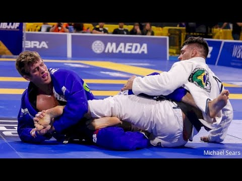 Saturday Match Rewind: Keenan Cornelius vs Patrick Gaudio
