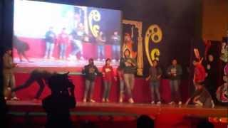 Hip-Hop Dance on 9th Annual Function at Choithram International.
