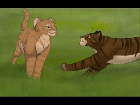 Warrior Cats Couples Tattoo