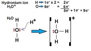 Vsepr Formula For H3o