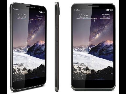 Vodafone Smart 4 max Hard Reset and Forgot Password Recovery, Factory Reset