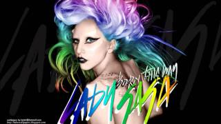 Lady GaGa Born This Way (Male Version)