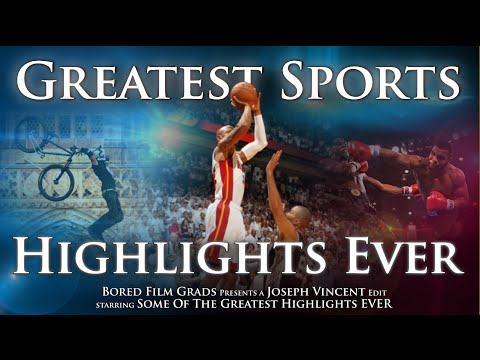 Greatest Sports Highlights Ever - Volume 3