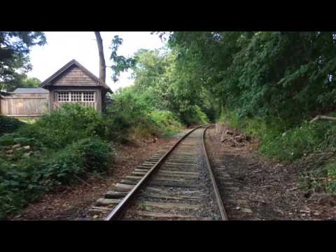 Riding the Rails - Rhode Island Rail Explorers