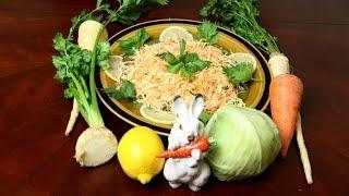 Самый лучший  в мире салат для похудения и здоровья