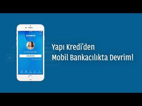 Yapı Kredi'den Mobil Bankacılıkta Devrim! [Canlı Yayın]