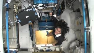 ISS 33 - Station Tour - Cupola and Leonardo - Part 3