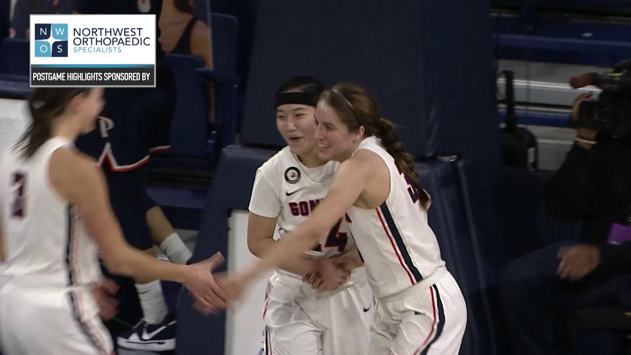 Highlights: Women's Basketball vs. Pepperdine