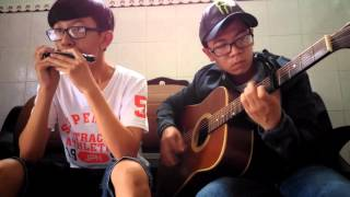Just the way you are - guitar- harmonica