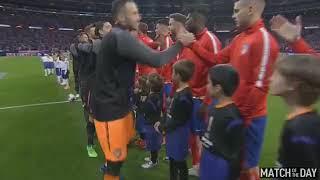 Athletico Madrid vs Arsenal (0-1 europa league  full match highlights)