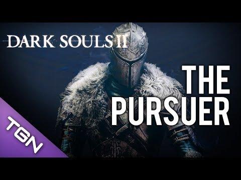 Dark Souls 2 : The Pursuer Boss Guide - Melee & Ranged PoV