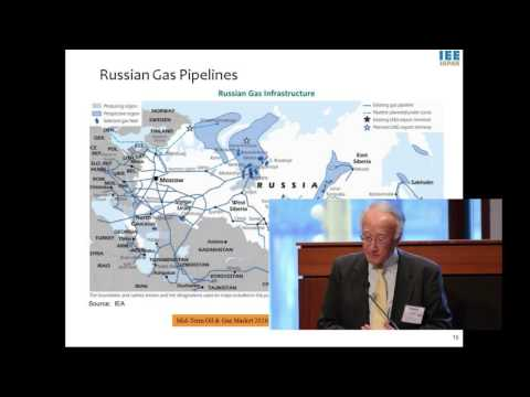 PEIA Forum 2014 - Nabuo Tanaka - Global Energy Consumption Patterns