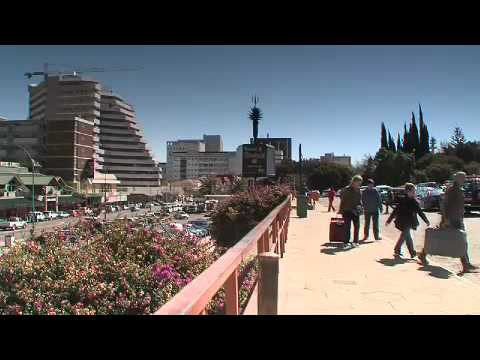 Windhoek Capital city Namibia