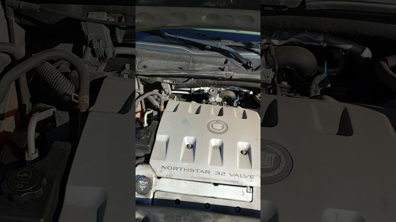 Deville Fuse Diagram 2002 To 2005 Cadillac Deville Fuse And Relays Box Youtube