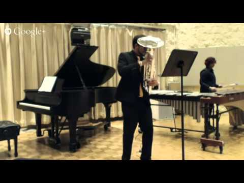 Anthony Armas' Senior Euphonium Recital