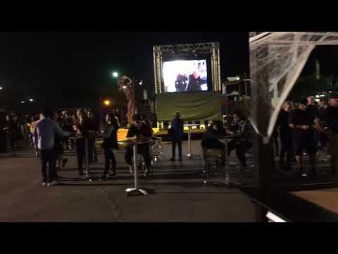 Scream Zone 2017 Opening Night Del Mar Fairgrounds San Diego CA
