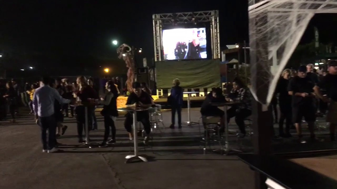 scream zone 2017 opening night del mar fairgrounds san diego ca - Del Mar Fair Halloween