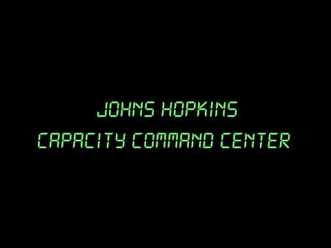 Johns Hopkins Capacity Command Center