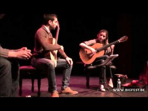 Masterclass Ana Vidovic - Sonatina - Federico Moreno Torroba