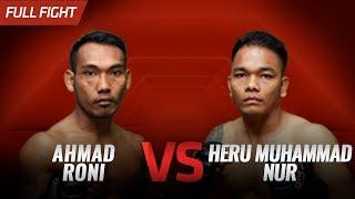 [HD] Ahmad Roni vs Heru Muhamad Nur || One Pride FN #32