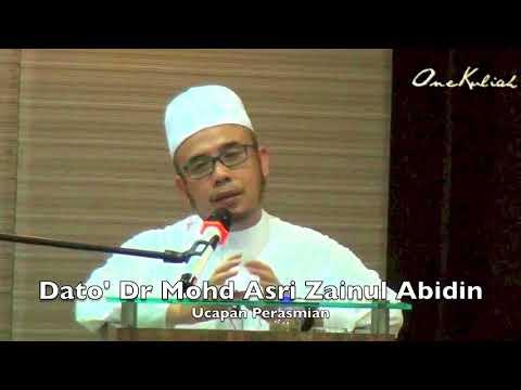 20171119-SS Dato Dr Asri-Dunia Islam memerlukan Perbahasan Baru Dgn Melihat Kerangka Yg lebih Luas