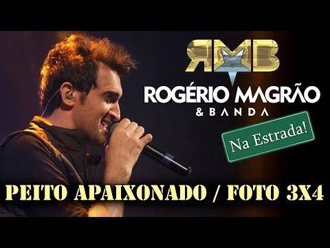 RMB - Na Estrada 8 - Peito Apaixonado  Foto 3x4