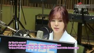 150526 sunny fm date Guest Tiffany and Han hee jun Eng Sub - Stafaband