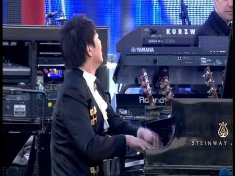 Lang Lang Diamond Jubilee 2012 Concert Performance