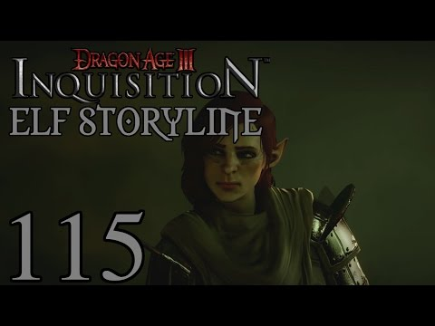 Dragon Age Inquisition - Elf Storyline - Part 115: What Pride Had Wrought