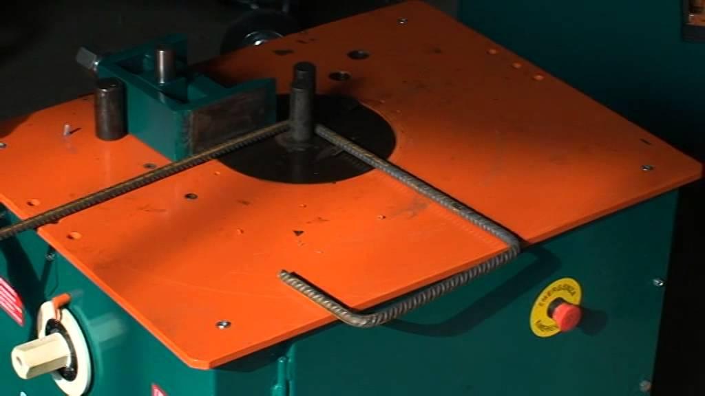 Combin fer b ton pftx30 35 d14 1pc trier youtube - Cintreuse fer a beton ...