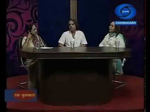 Doordarsan Interview Inder and Ruby