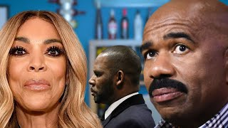 Exclusive | Wendy Williams, Steve Harvey, R.Kelly, Porsha Williams, 600K Celebration, & More!