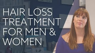 Hair Loss Treatment for Men  Women thumbnail