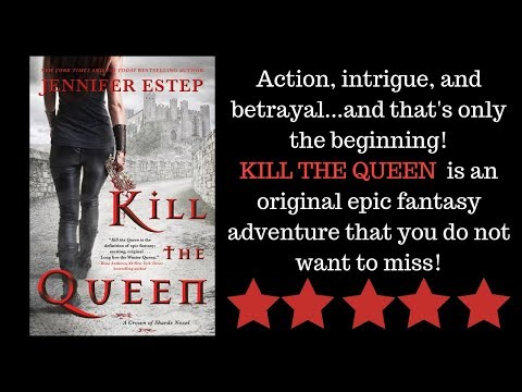 Kill the Queen YouTube Hörbuch Trailer auf Deutsch