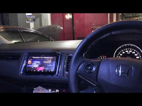 Preview Sound Honda HRV Audio Upgrade Premium Sound Quality 2way High End