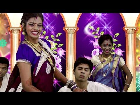 Majha Navra Nahi Kahi Kamacha    Marathi Lokgeet Song   Full Video HD