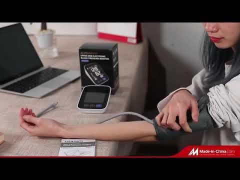 Alphamed Digital Blood Pressure Monitor for Arm
